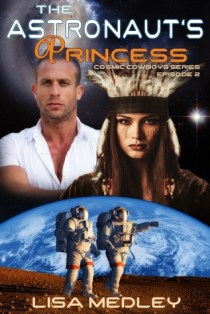 astronauts princess by lisa medley