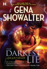 darkest lie by gena showalter