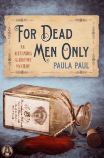 for dead men only by paula paul