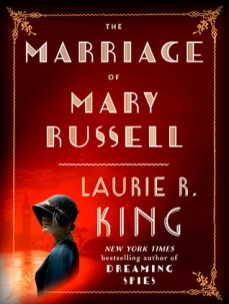 marriage of mary russell by laurie r king