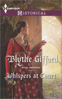 whispers at court by blythe gifford