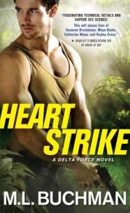 heart strike by ml buchman