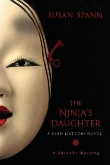 ninjas daughter by susan spann