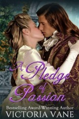 pledge of passion by victoria vane