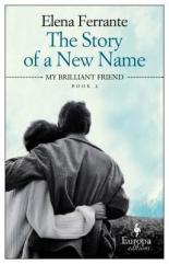 story of a new name by elena ferrante