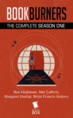 bookburners season one by max gladstoner