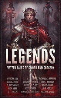 legends by kj colt et al