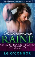rediscovering raine by lg o'connor
