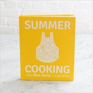 summer cooking with blue apron