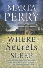 where secrets sleep by marta perry