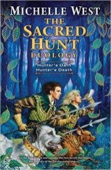 sacred hunt duology by michelle west