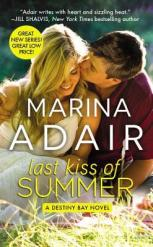 last kiss of summer by marina adair