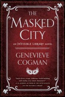 masked city by genevieve cogman