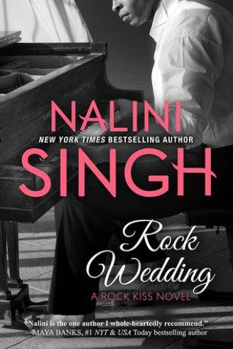 rock wedding by nalini singh