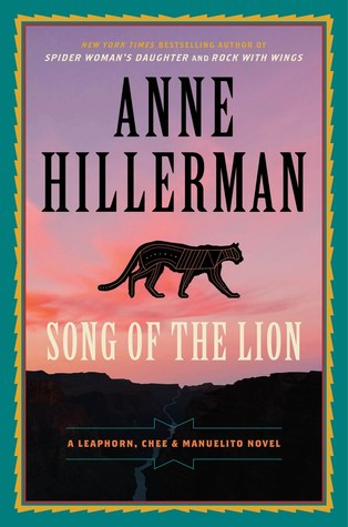 song of the lion by anne hillerman