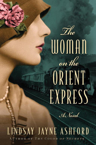 woman on the orient express by lindsay jayne ashford