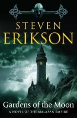 gardens of the moon by steven erikson