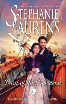 lord of the privateers by stephanie laurens