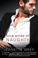 nine kinds of naughty by jeanette grey
