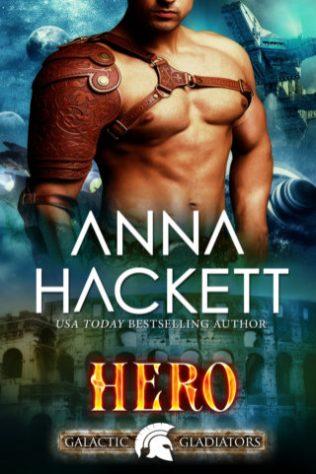 hero by anna hackett