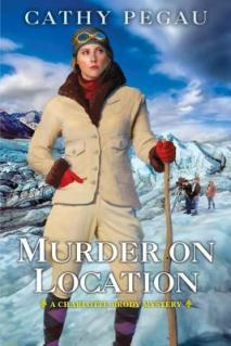 murder on location by cathy pegau