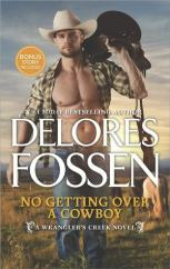 no getting over a cowboy by delores fossen