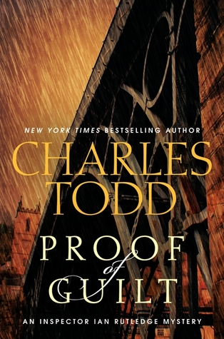 proof of guilt by charles todd