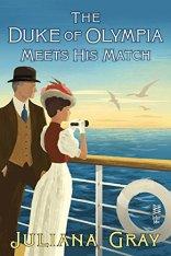 duke of olympia meets his match by juliana gray