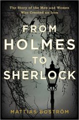 from holmes to sherlock by mattias bostrom