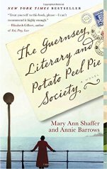 guernsey literary and potato peel pie society by mary ann shaffer