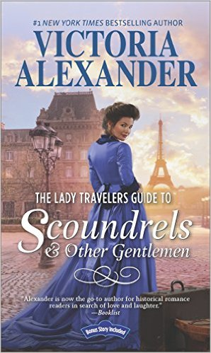 lady travelers guide to scoundrels by victoria alexander