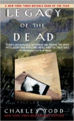 legacy of the dead by charles todd