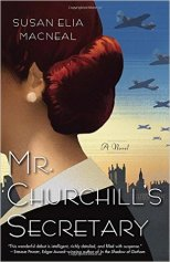 mr churchills secretary by susan elia macneal