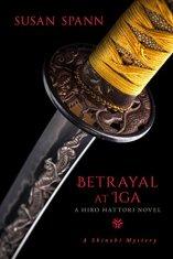 betrayal at iga by susan spann