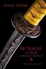betrayal at iga by susan spann