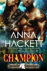 champion by anna hackett