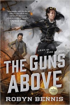 guns above by robyn bennis