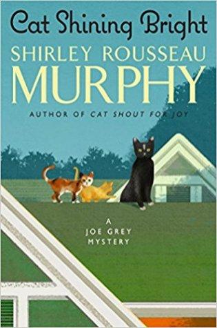 cat shining bright by shirley rousseau murphy