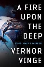 fire upon the deep by vernor vinge