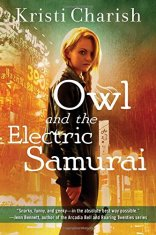 owl and the electric samurai by kristi charish
