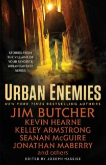 urban enemies by jim butcher et al