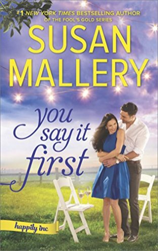 you say it first by susan mallery