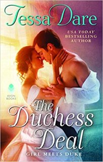 duchess deal by tessa dare