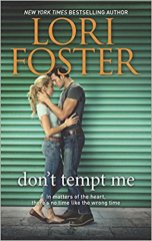 dont tempt me by lori foster