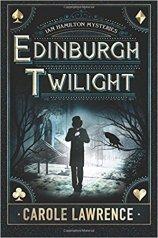 edinburgh twilight by carole lawrence