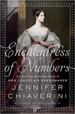enchantress of numbers by jennifer chiaverini