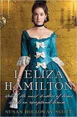 i eliza hamilton by susan holloway scott