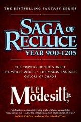 saga of recluce year 900-1205 by le modesitt jr