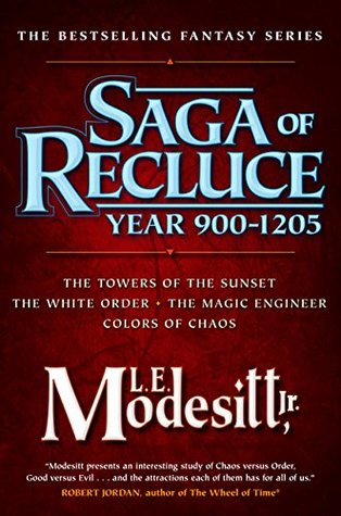 saga of recluce year 900-1205 by le modesitt jr