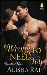 wrong to need you by alisha rai